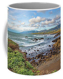 Highway 1 Vista Coffee Mug