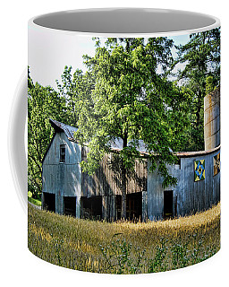 Highway 100 Quilt Barn Coffee Mug