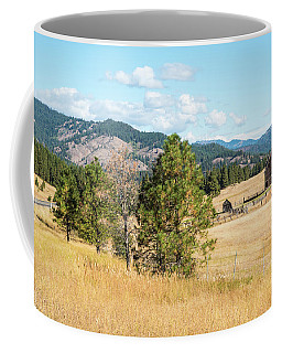 Highway 97 Ranch Memories Coffee Mug