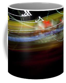 Highway Lights Coffee Mug
