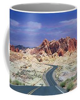 Highway To Fire Coffee Mug