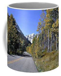 Highway To Heaven Coffee Mug by Jim Hill