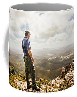 Hiking Australia Coffee Mug