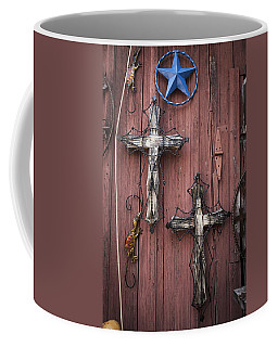Hill Country Crosses Coffee Mug