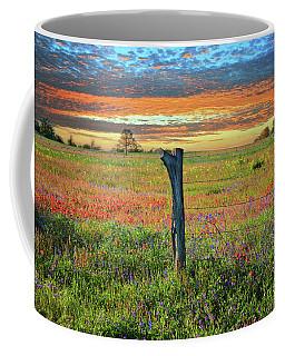 Hill Country Heaven Coffee Mug by Lynn Bauer