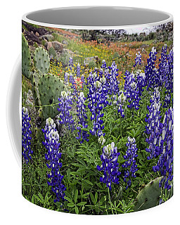 Hill Country Palette Coffee Mug