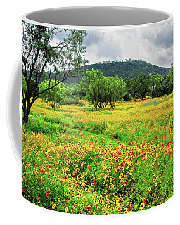 Hill Country Wildflowers Coffee Mug