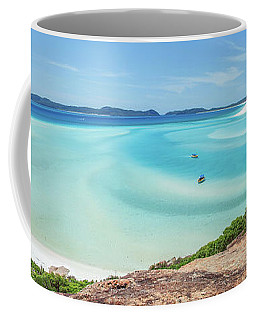 Hill Inlet Lookout Coffee Mug