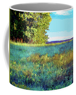 Hill View Coffee Mug