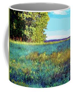 Hill View Coffee Mug