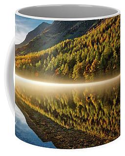 Hills In The Mist Coffee Mug