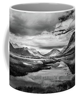 Hills Of Vesteralen Coffee Mug