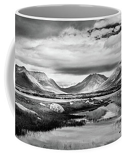 Coffee Mug featuring the photograph Hills Of Vesteralen by Dmytro Korol