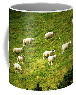 Hillside Pasture Coffee Mug