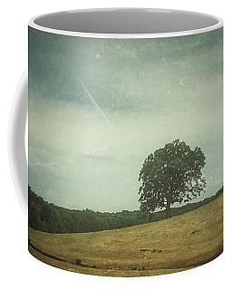 Hillside Tree 3 Coffee Mug