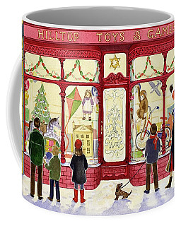 Hilltop Toys And Games Coffee Mug