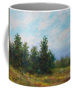 Hilltop Trees Coffee Mug