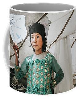 Himalayan Girl Coffee Mug