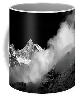 Himalayan Mountain Peak Coffee Mug