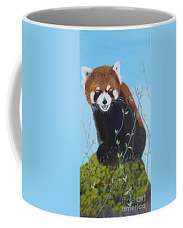 Himalayan Red Panda Coffee Mug