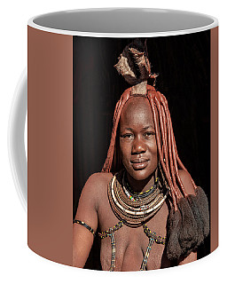 Coffee Mug featuring the photograph Himba by Rand