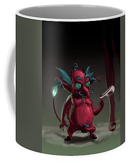 Himeros ,god Of Sexual Desire Coffee Mug