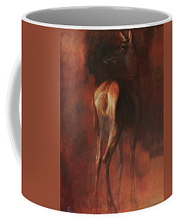 Hind From Behind Coffee Mug