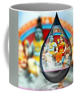 Hindu Deities Coffee Mug