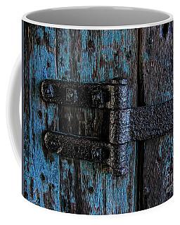 Hinged Coffee Mug by Elijah Knight
