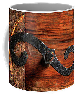Hinged Coffee Mug