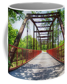 Hinkson Creek Bridge Coffee Mug