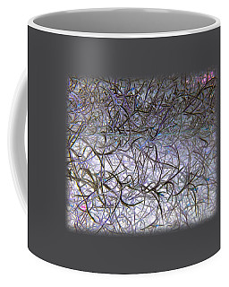 Hint Of Colour Coffee Mug