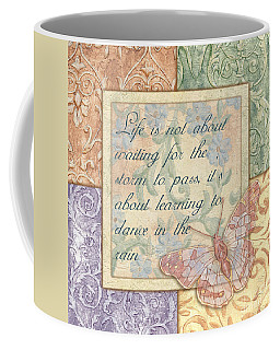 Hint Of Spring Butterfly 2 Coffee Mug
