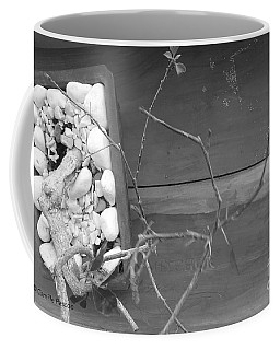 Hints Of Red Coffee Mug