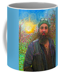 Hippie Mike Coffee Mug