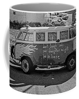 Hippie Van, San Francisco 1970's Coffee Mug