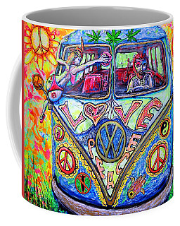 Hippie Coffee Mug