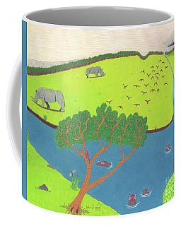 Hippo Awareness Coffee Mug