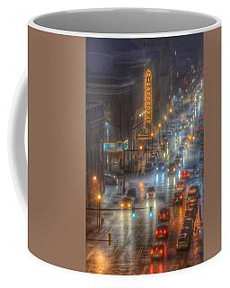 Hippodrome Theatre - Baltimore Coffee Mug