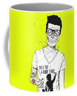 Hipsters Not Dead Coffee Mug