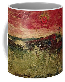 His Crucifiction Coffee Mug