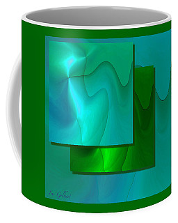 His Hands Coffee Mug