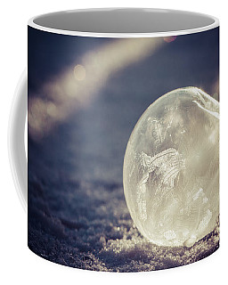 His Heart Was Always Warm Coffee Mug by Yvette Van Teeffelen