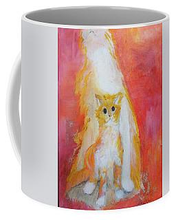 His Love For A Mom Coffee Mug by Lisa Kaiser