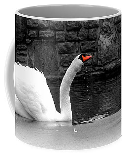 His Majesty On Ice Coffee Mug