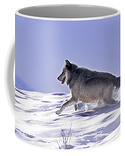 His Majesty Wolf 21m Coffee Mug