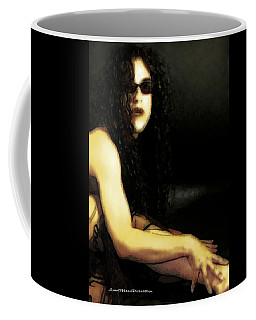 Hispanic Model Art 1 Coffee Mug