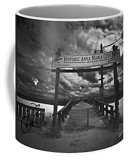 Historic Anna Maria City Pier 9177436 Coffee Mug