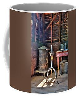 Historic Barn Workshop Coffee Mug
