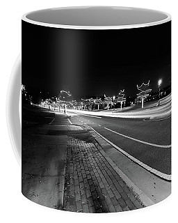 Historic Buford At Christmas Coffee Mug